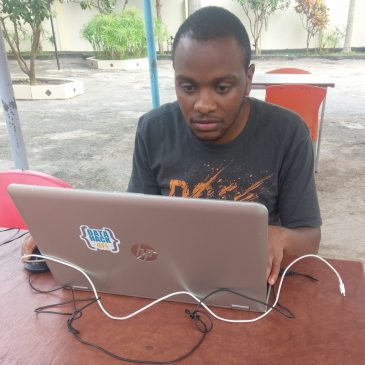Moses, one of the faces behind all data work