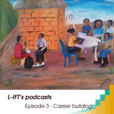 Podcast: Episode 3 – Career Building
