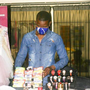 Refugees Corner-shops in Uganda