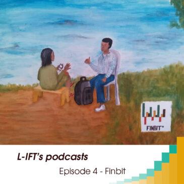 Podcast: Episode 4 – FINBIT