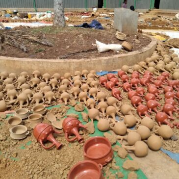 Potters' Ownership and Workers Employment in Addis Ababa Micro-Enterprises, Case of Mengsha and Ensra Pottery Center