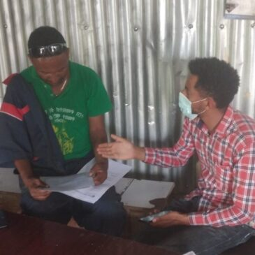 SFD Ethiopia – Intake Experience by the Field Team – 15 March 2021