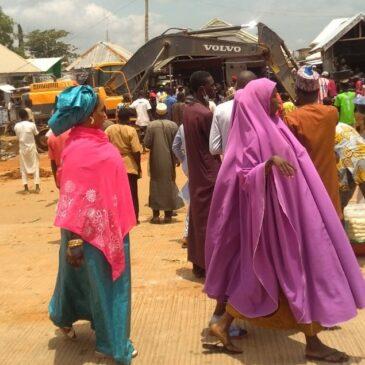 Intake Experience: SFD Nigeria